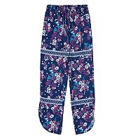 Girls 7-16 IZ Amy Byer Printed Soft Dolphin Pants