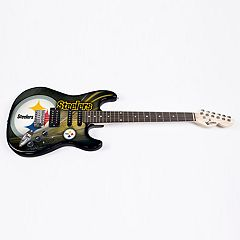 Woodrow Pittsburgh Steelers NorthEnder Series II Electric Guitar