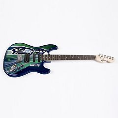 Woodrow Seattle Seahawks NorthEnder Series II Electric Guitar