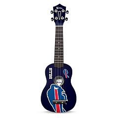 Woodrow Buffalo Bills Ukulele