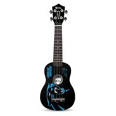 Woodrow Carolina Panthers Ukulele