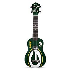 Woodrow Green Bay Packers Ukulele