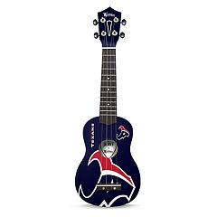 Woodrow Houston Texans Ukulele