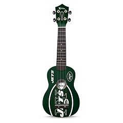 Woodrow New York Jets Ukulele