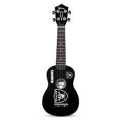Woodrow Oakland Raiders Ukulele