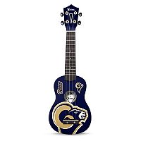 Woodrow Los Angeles Rams Ukulele
