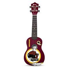 Woodrow Washington Redskins Ukulele