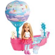 Barbie® Dreamtopia Magical Dreamboat & Chelsea Doll Set