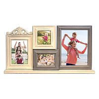 Belle Maison 4-Opening Ornate Collage Frame