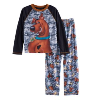 Boys Scooby Doo 2-Piece Pajama Set