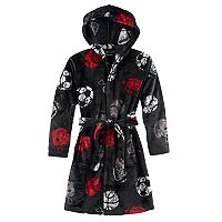 Boys 4-14 Cuddl Duds All Sports Hooded Robe