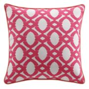 Clairebella Oggi Indoor Outdoor 2-piece Throw Pillow Set