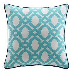 Clairebella Oggi Indoor Outdoor 2-piece Throw Pillow Set