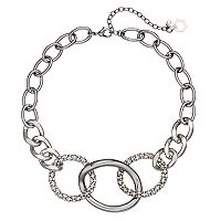 Simply Vera Vera Wang Oval Link Chunky Necklace