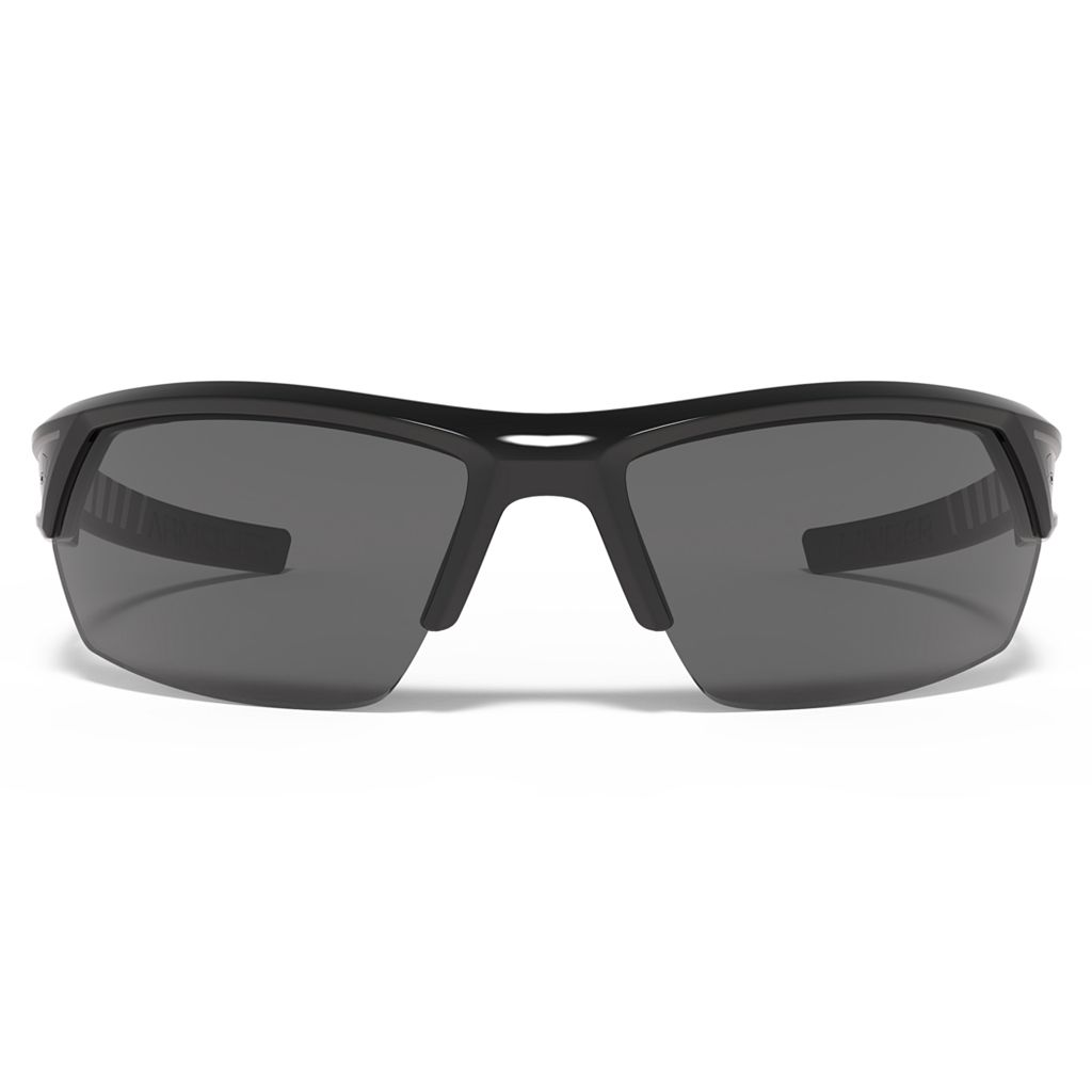 Men's Under Armour Igniter 2.0 Polarized Semirimless Wrap Sunglasses