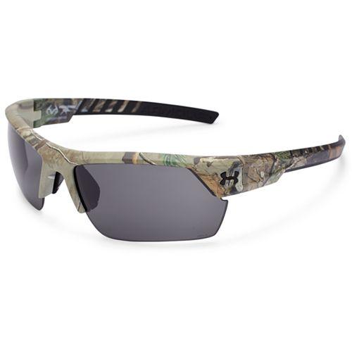 Men's Under Armour Igniter 2.0 Realtree Camo Semirimless Wrap Sunglasses