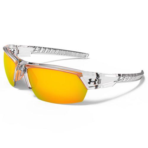 Men's Under Armour Igniter 2.0 Semirimless Wrap Sunglasses