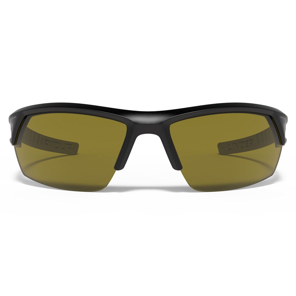Men's Under Armour Igniter 2.0 Semirimless Wrap Sunglasses
