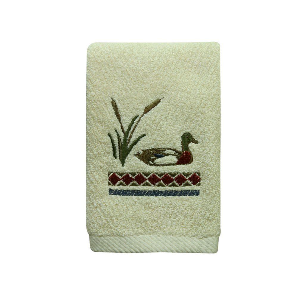 Bacova Live Love Lake Fingertip Towel