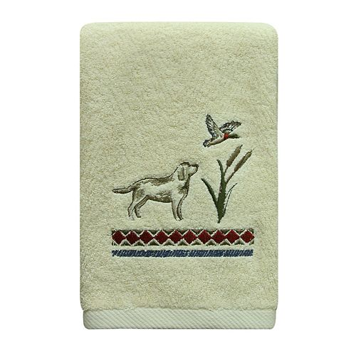 Bacova Live Love Lake Hand Towel