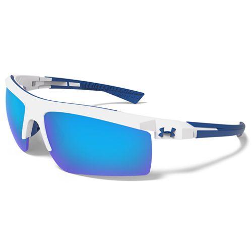 ba078c2fbb Men s Under Armour Core 2.0 Semirimless Wrap Sunglasses