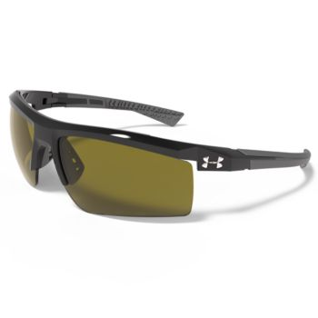 Men's Under Armour Core 2.0 Semirimless Wrap Sunglasses