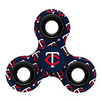 Minnesota Twins Diztracto Three-Way Fidget Spinner Toy