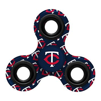 Minnesota Twins Diztracto Three-Way Fidget Spinner Toy