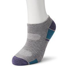 Women's Tek Gear® Marled Colorblock No-Show Socks