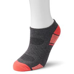 Women's Tek Gear® Marled Colorblock No-Show Socks
