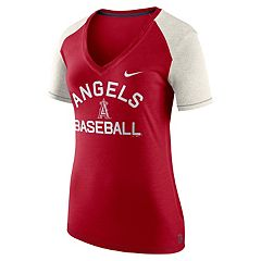 Women's Nike Los Angeles Angels of Anaheim Fan Top Tee