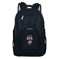 USA Olympics Team 19-Inch Travel Laptop Backpack