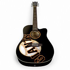 Woodrow San Francisco Giants Acoustic Guitar