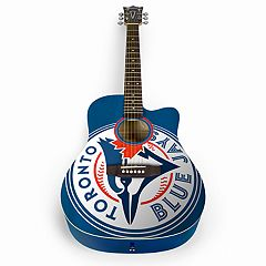 Woodrow Toronto Blue Jays Acoustic Guitar