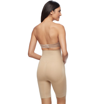 Carnival Seamless High-Waisted Shaping Thigh Slimmer 804