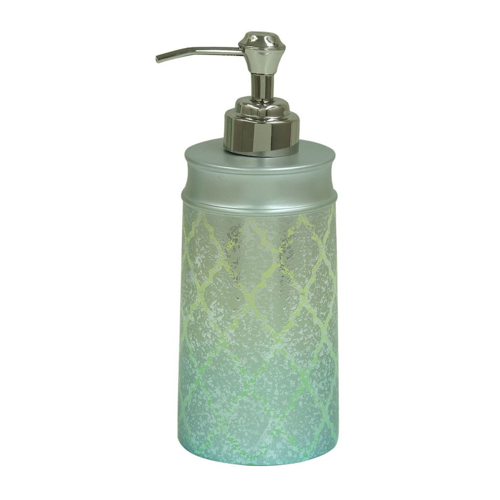 Bacova Peacock Soap Pump
