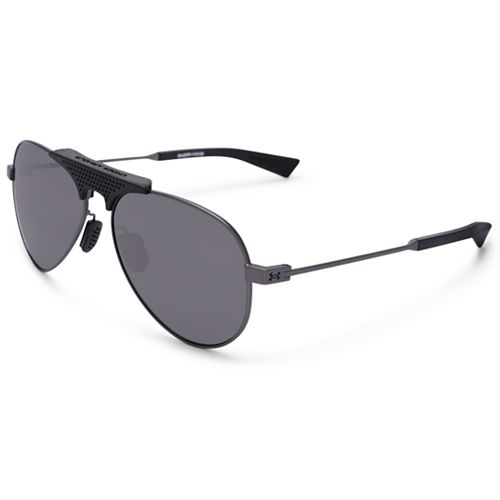 Men's Under Armour Getaway Polarized Aviator Sunglasses
