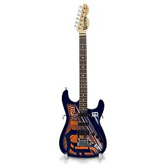 Detroit Tigers NorthEnder Collector Series Mini Replica Electric Guitar