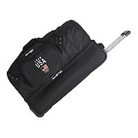 Denco USA Olympics Team 27-Inch Drop-Bottom Duffle Bag