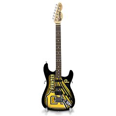 Pittsburgh Pirates NorthEnder Collector Series Mini Replica Electric Guitar