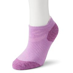 Women's Tek Gear® Crescent Mesh No-Show Socks