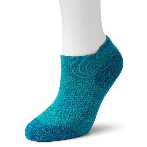 Women's Tek Gear® Lotus Mesh No-Show Socks