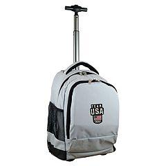 USA Olympics Team Premium Wheeled Backpack