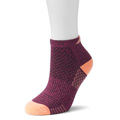 Women's Tek Gear® Basketweave Mesh Ankle Socks