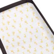 aden by aden + anais Giraffes Muslin Playard Sheet