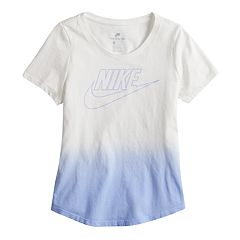 Girls 7-16 Nike 'Just Do It' Ombre Graphic Tee