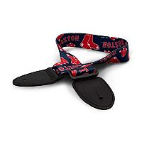 Woodrow Boston Red Sox Guitar Strap