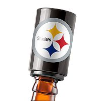 Boelter Pittsburgh Steelers Pegged Push-Down Bottle Opener