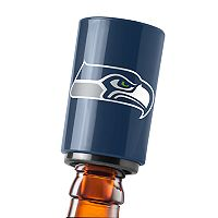 Boelter Seattle Seahawks Pegged Push-Down Bottle Opener