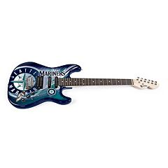 Woodrow Seattle Mariners NorthEnder Series II Electric Guitar